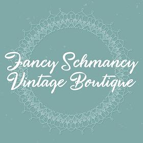 fancy schmancy s