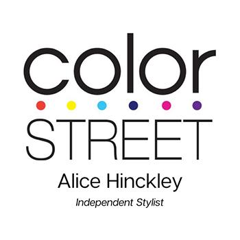 Color Street Alice Hinckley